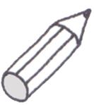angled pencil