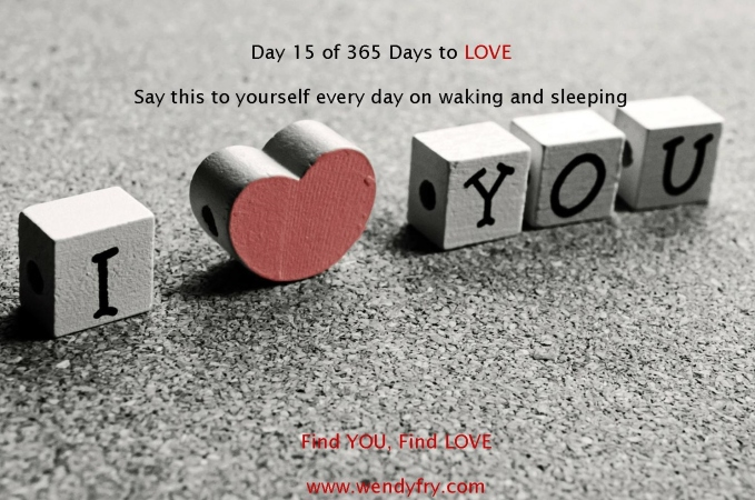 Day 15 i love you