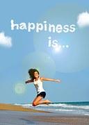 Happiness is girl