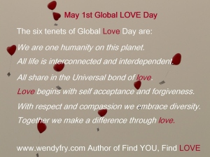 Global love day